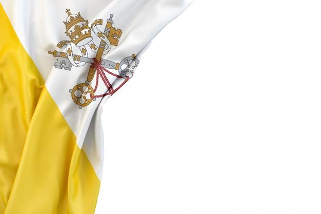 Flagge des vatikans