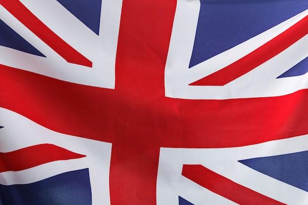 Flagge des vereinigten königreichs, britische flagge, union jack