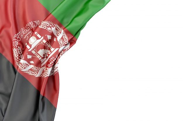 Flagge von afghanistan