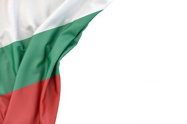 Flagge von bulgarien