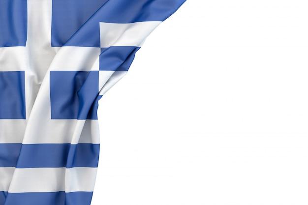 Flagge von griechenland