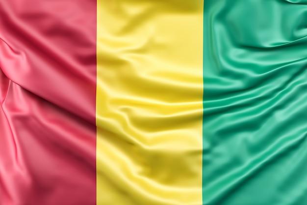 Flagge von guinea