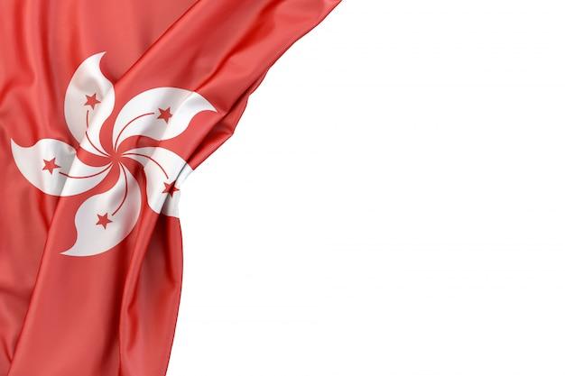 Flagge von hong kong