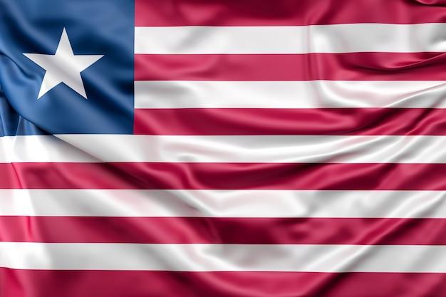 Flagge von liberia
