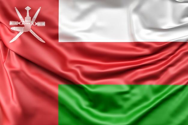 Flagge von oman