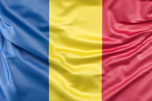 Flagge von rumänien