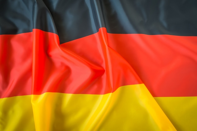 Flaggen von deutschland.