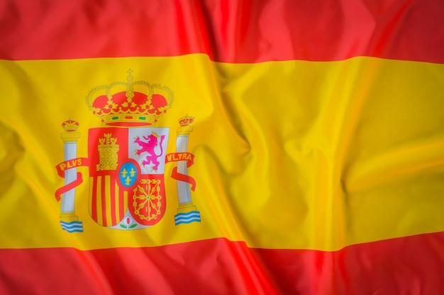 Flaggen von spanien.