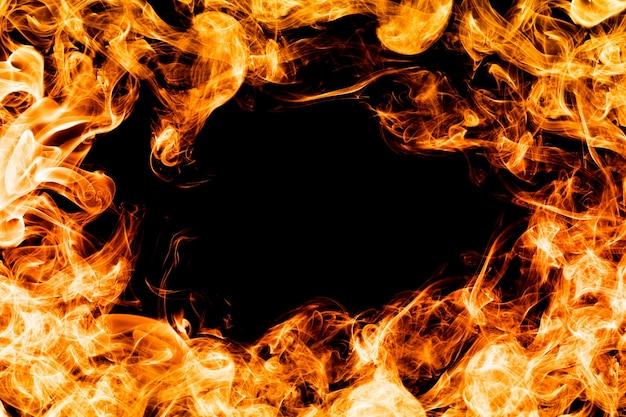 Flamme kreis
