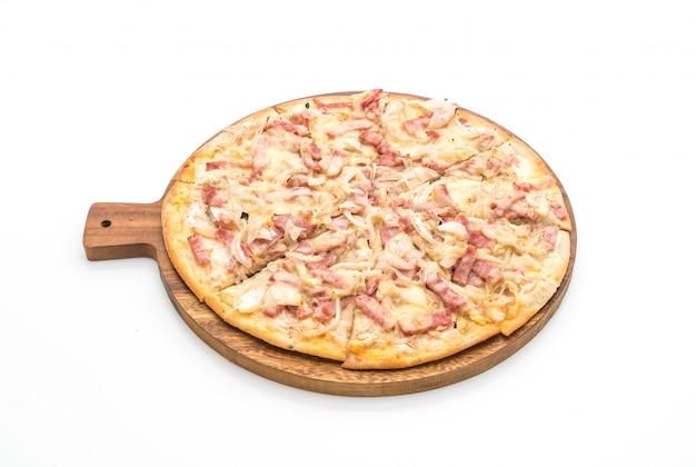 Flammkuchenpizza