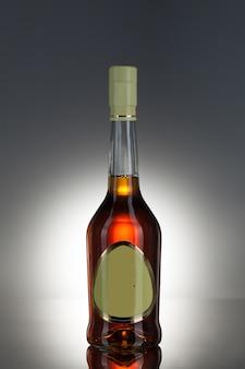 Flasche alkohol