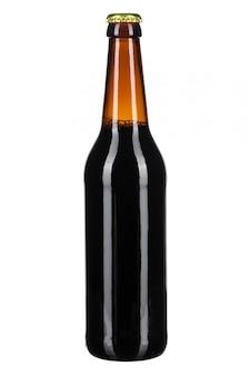 Flasche mit bier