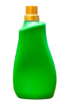 Flasche waschmittel.