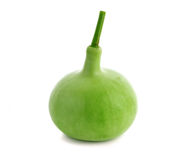 Flaschenkürbis oder kalebassenkürbis
