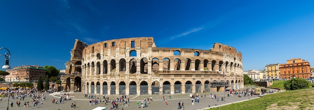 Flavianisches amphitheater in rom