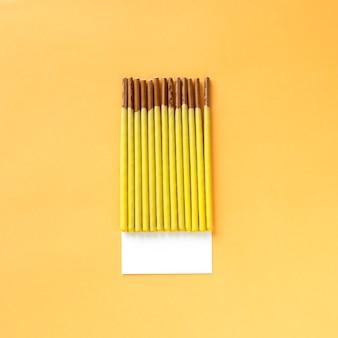 Flavour überzogene brot-stick-leckereien
