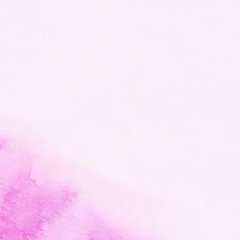 Fleck von lila aquarell