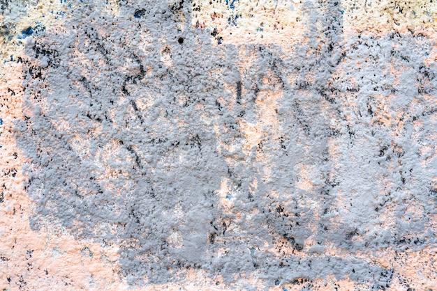 Flecken von grauer farbe auf der wand textur tapete