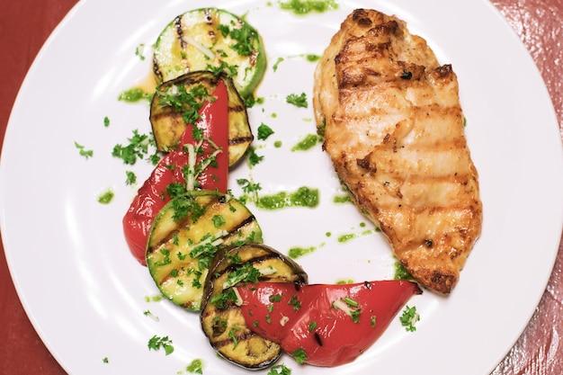 Fleisch mit tomaten auberginen und paprika gesundes mittagsmenü