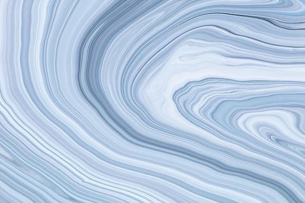 Fließende kunstbeschaffenheit. abstrakter hintergrund mit mischfarbeneffekt. flüssiges acrylbild, das fließt und spritzt.