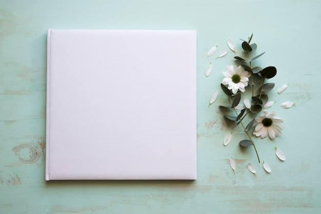 Floral cd-modell