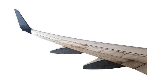 Flügel des flugzeugs