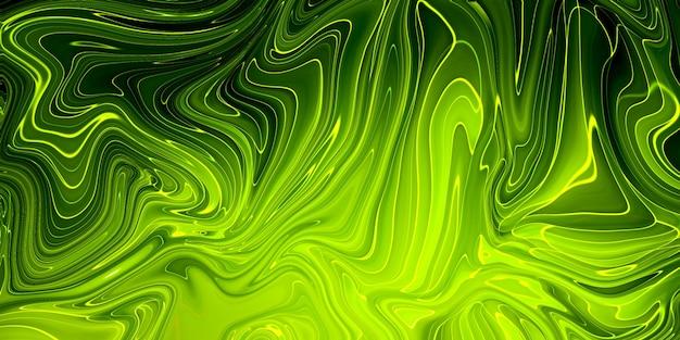 Flüssige marmorierung farbe textur hintergrund flüssige malerei abstrakte textur intensive farbmischung tapete