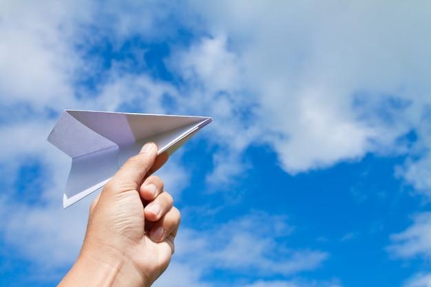Flug luftfahrt bewölkt flugzeug