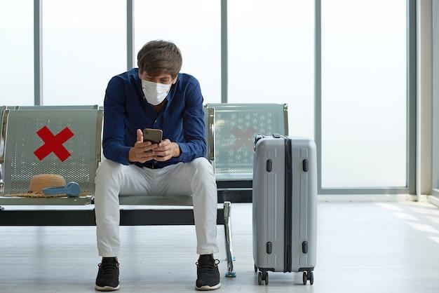 Flug wegen covid-19 abgesagt und verspätet
