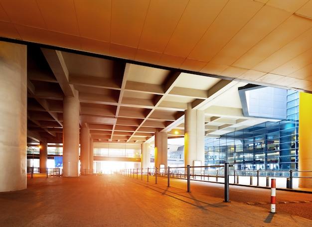 Flughafen viaduct