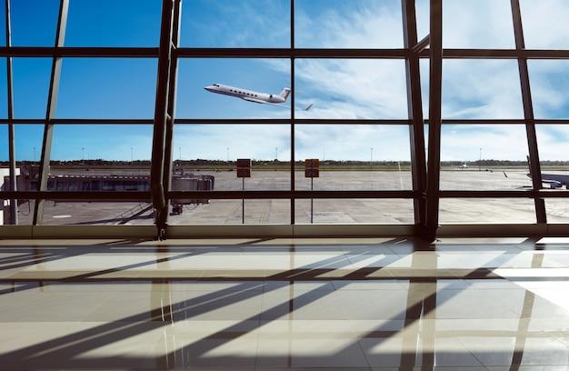 Flughafenterminal in jakarta