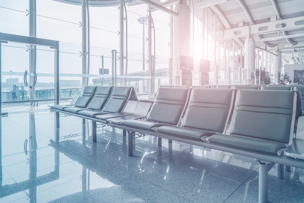 Flughafenterminal
