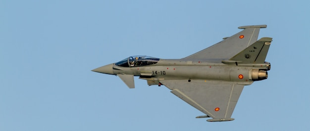 Flugzeug eurofighter typhoon c-16