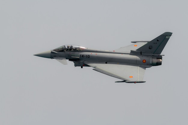 Flugzeug eurofighter typhoon