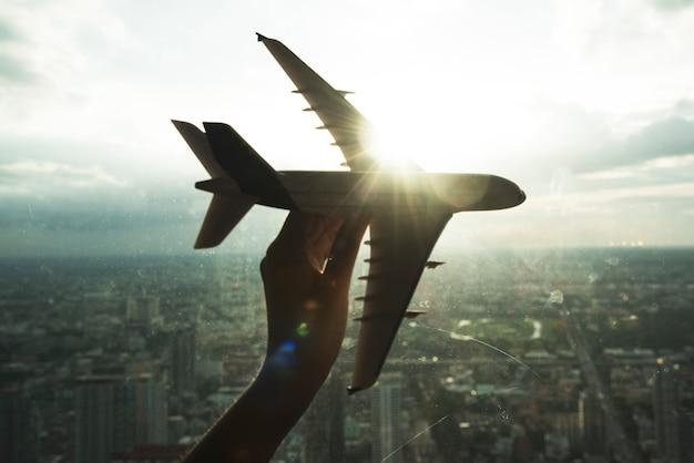 Flugzeug flugzeug luftfahrt transport reise reise