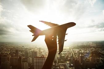 Flugzeug Flugzeug Reise