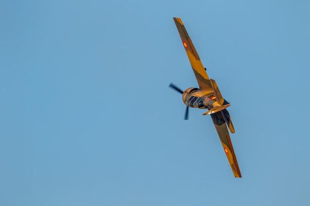 Flugzeug yakolev yak-52 - salva ballesta