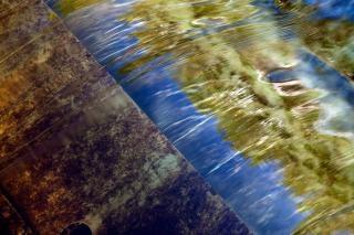 Fluid abstrakte fließenden