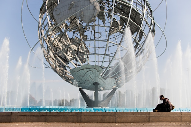 Flushing meadows park