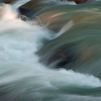 Fluss, whistler, britisch-columbia, kanada
