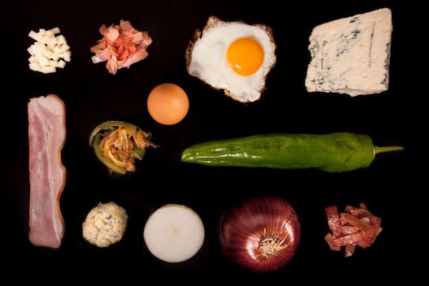 Foodie essen lecker fastfood cocina