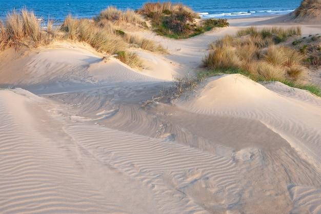 Formen im sand