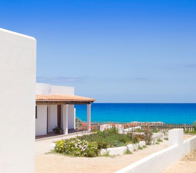 Formentera nord escalo es calo aqua mittelmeer