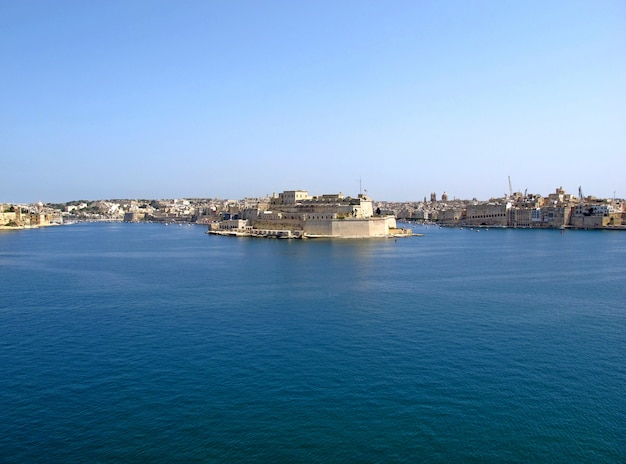 Fort st angel, vittoriosa, malta