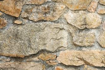 Foto einer einfachen Steinmauer für Hintergrund