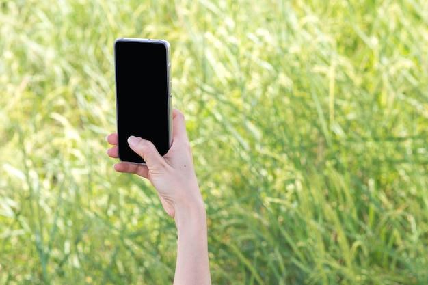 Foto mit dem smartphone aufnehmen