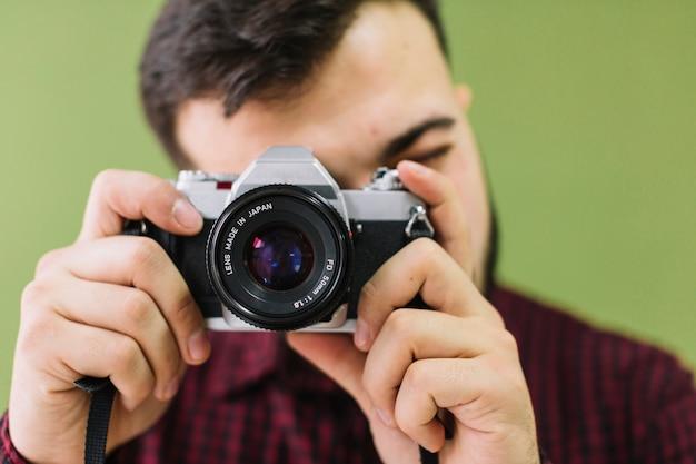 Fotograf fotografieren