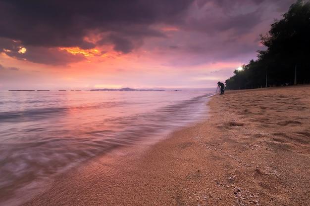 Fotografie am strand