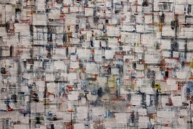 Fotografie der wandbeschaffenheit, abstrakter hintergrund. leere halbton-grunge-textur