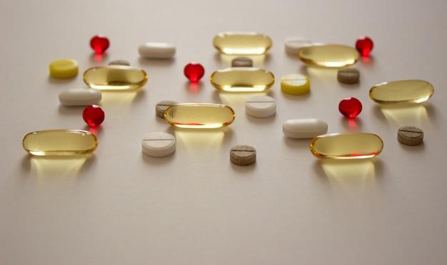 Fotopillen fischölkapseln omega-vitamine virusbehandlung covid pharma